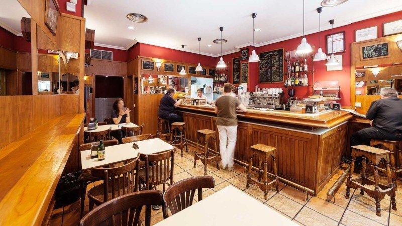 Cafetería Neila