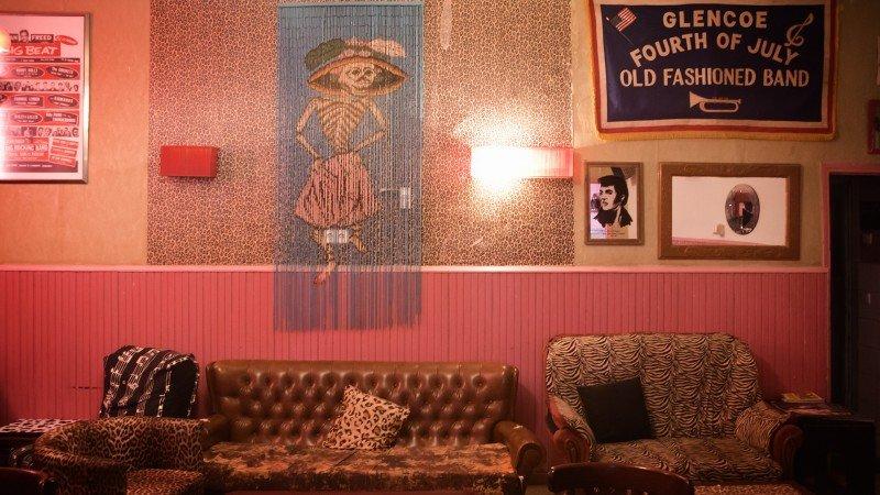 In Dreams café