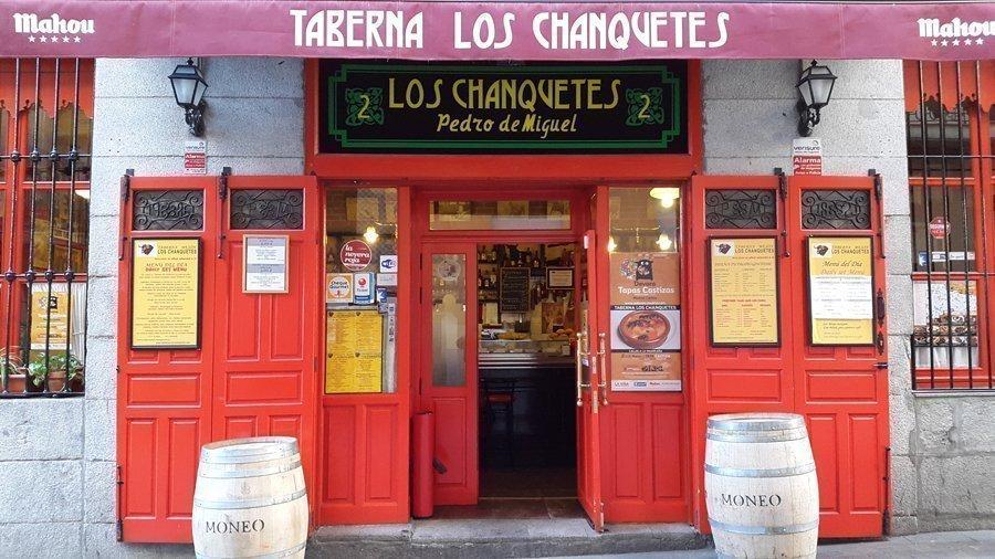 Los Chanquetes