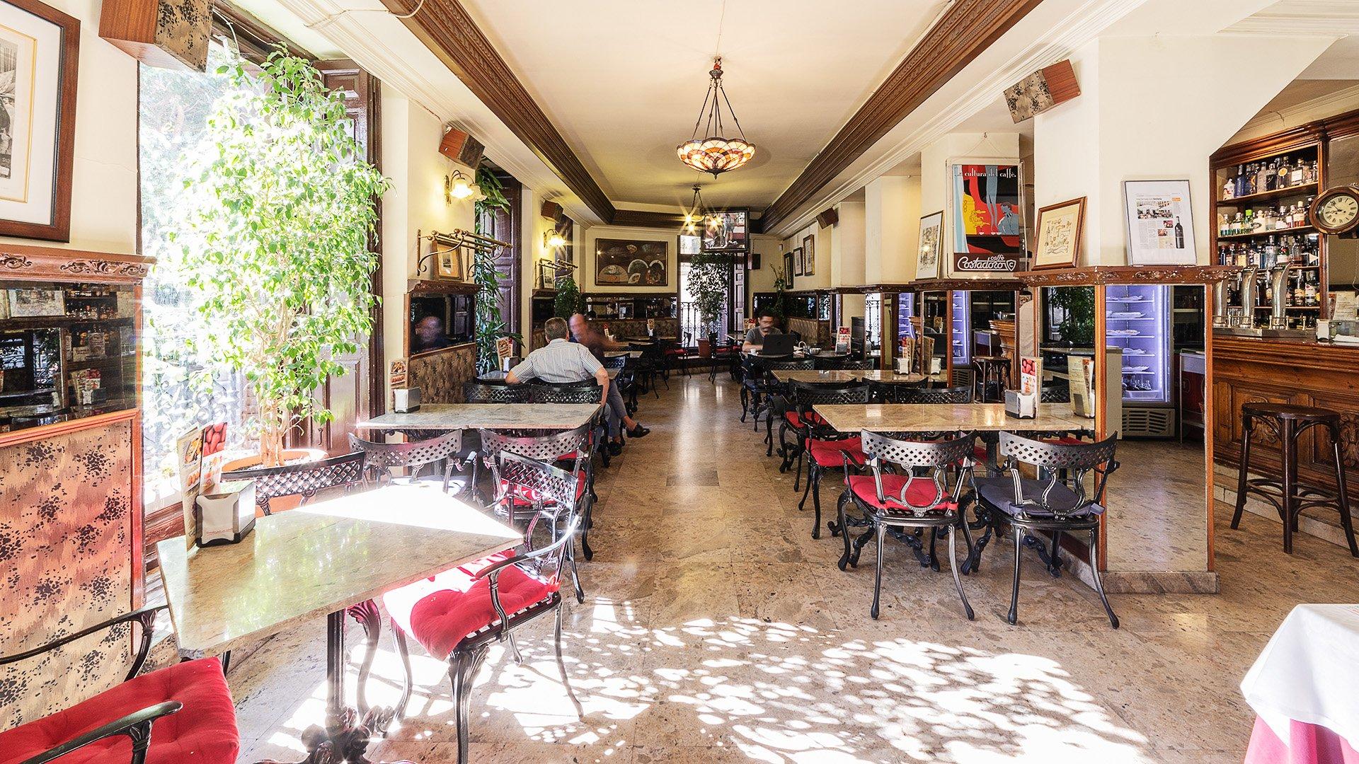 Café de los Austrias
