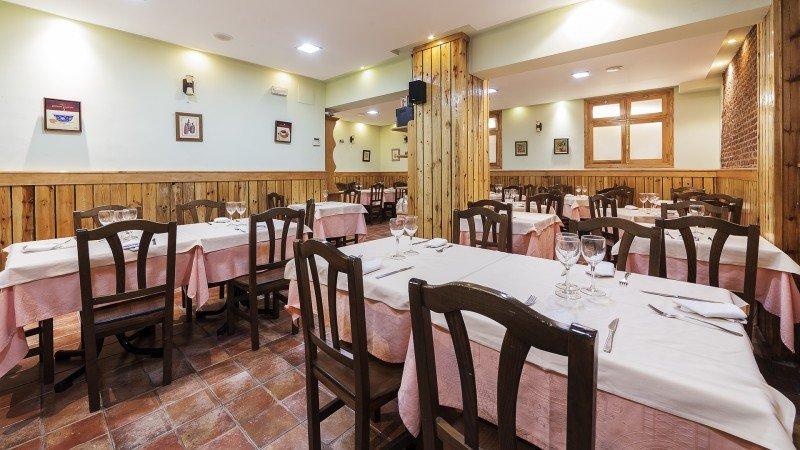Restaurante Alcovilla