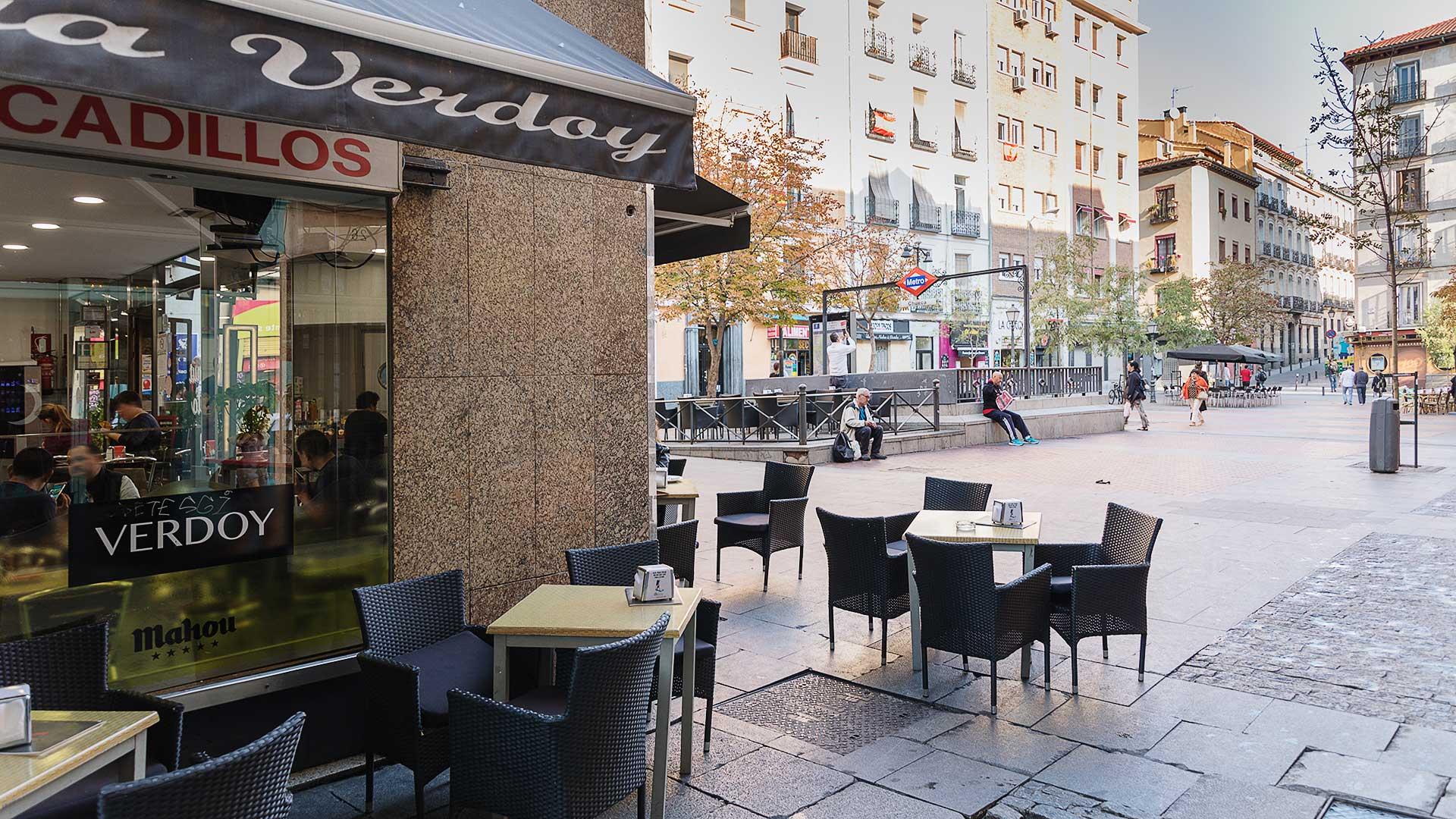 Cafetería Verdoy
