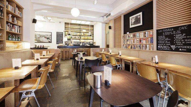 La Fábrica Café