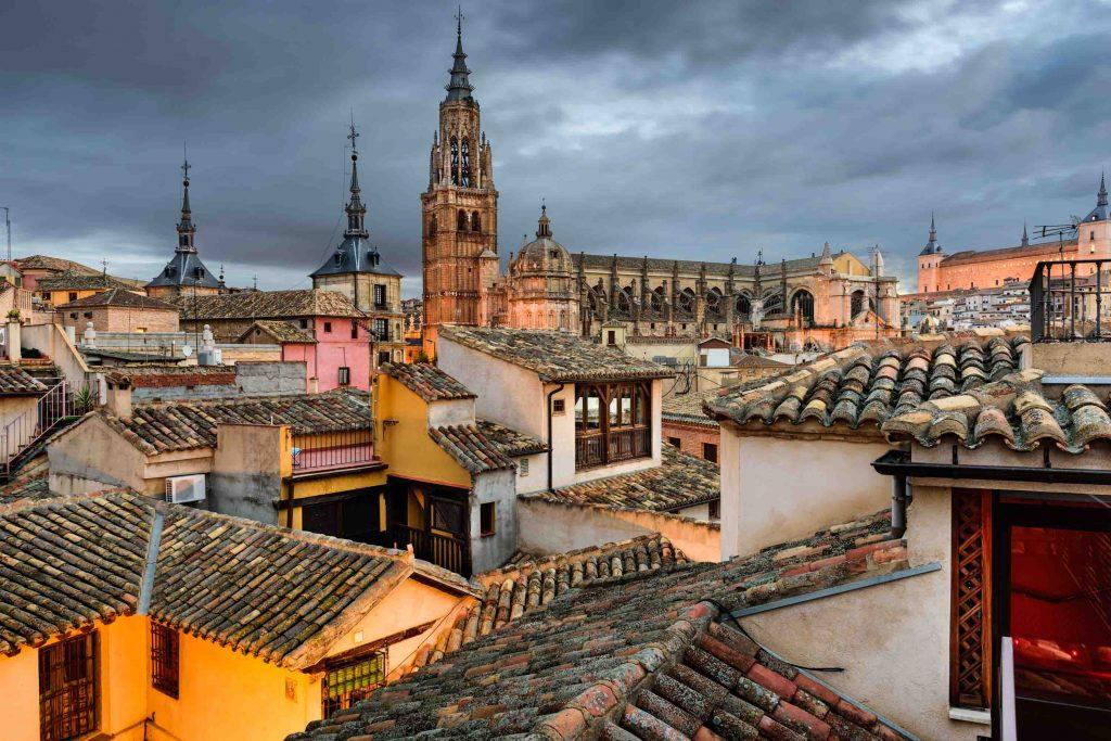 Bares y restaurantes donde tomarse una Mahou en Toledo