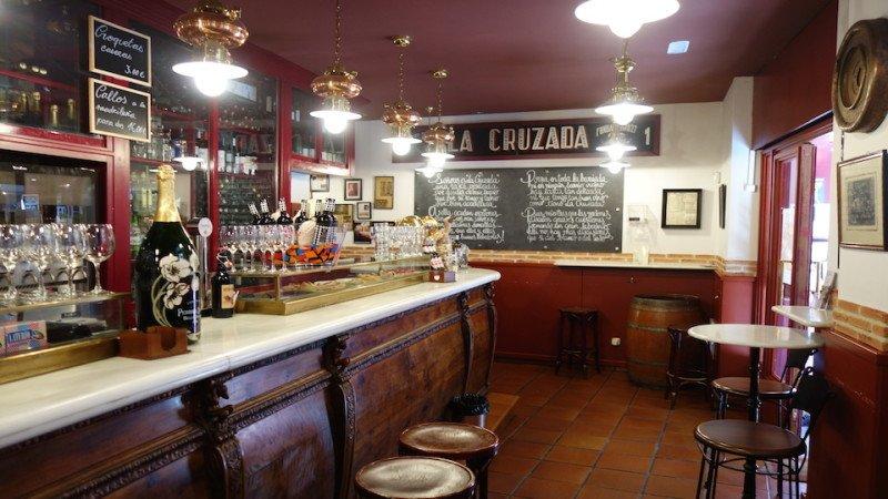 Ruta por las tabernas legendarias de Madrid