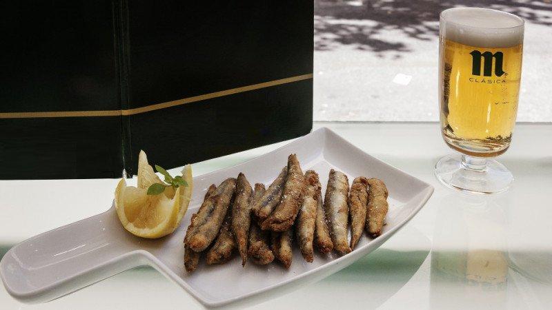 Ruta del Pescaito Frito por Madrid