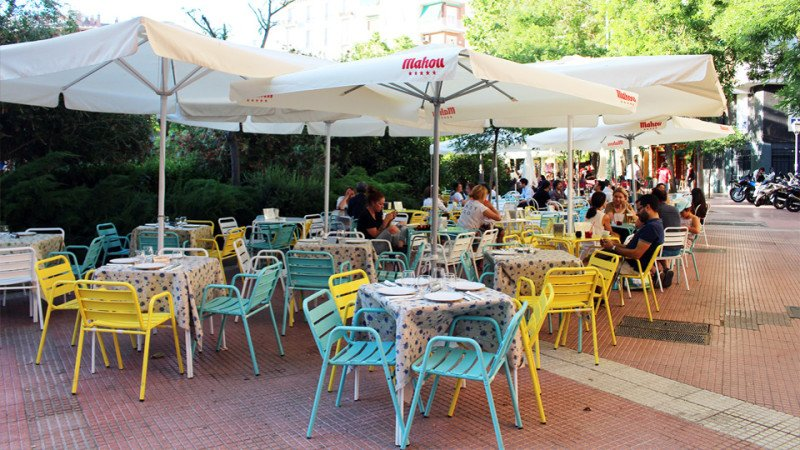 7 locales de verano en Madrid
