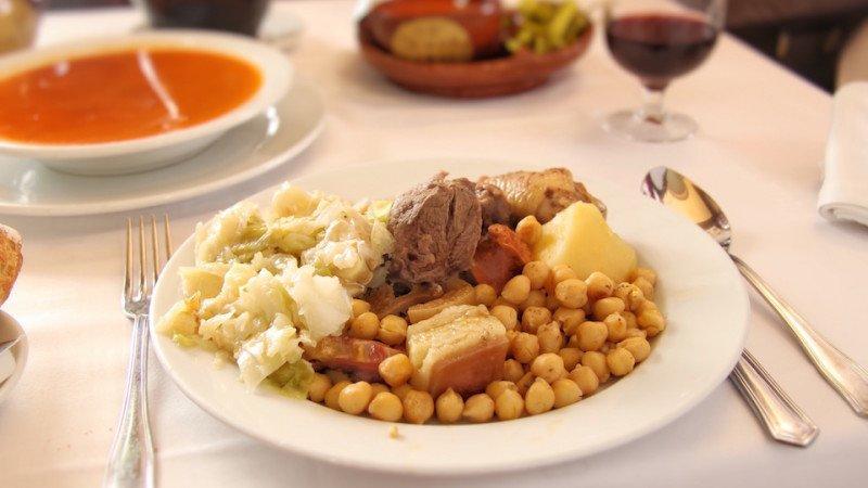 La Ruta del Cocido en Madrid