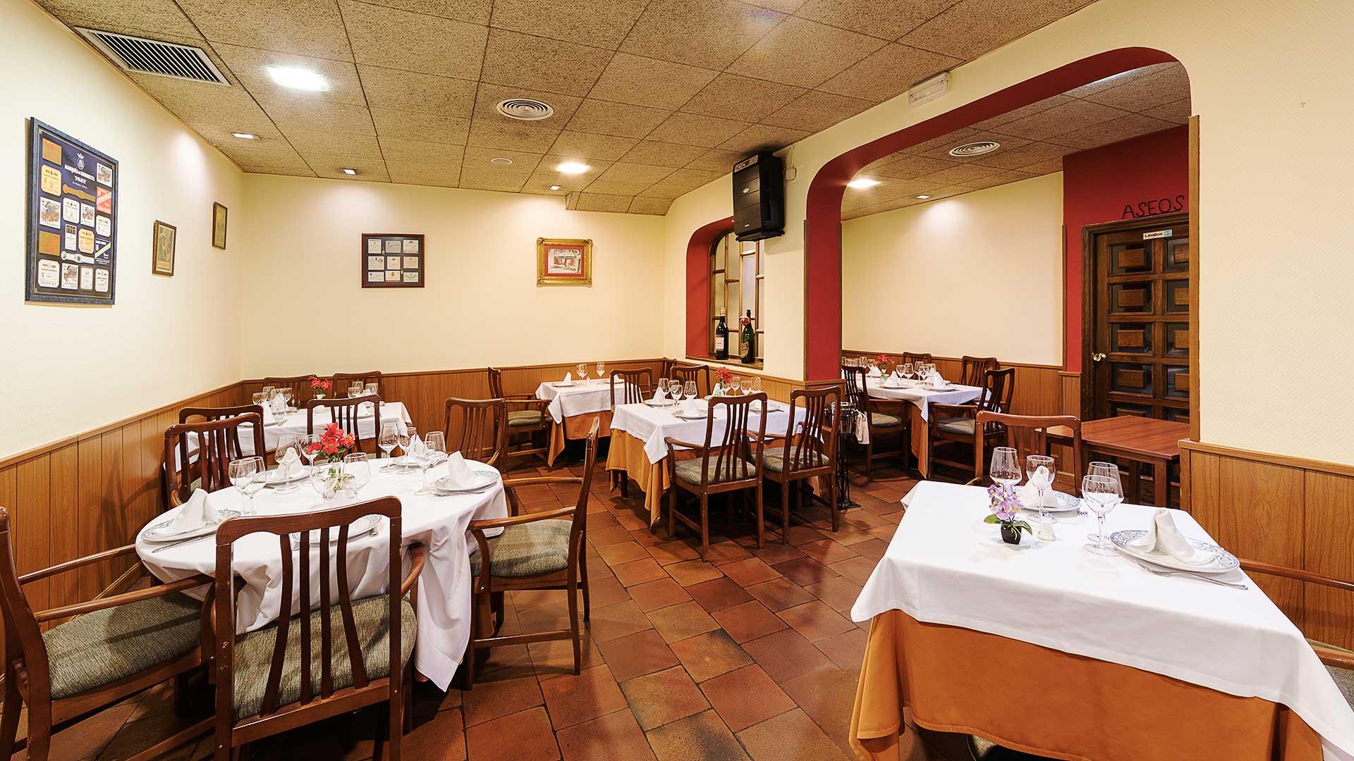 Restaurante El Coto Del Casar