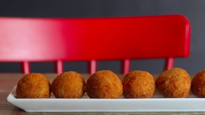 4 locales muy 'finger food'