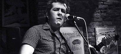 Edu Big Hands - La Coquette Blues Bar