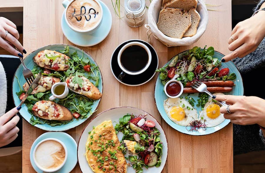 Restaurantes muy 'instagrameables' en Madrid