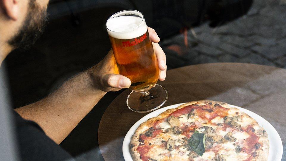 Viaje a Italia con las mejores pizzas de Madrid