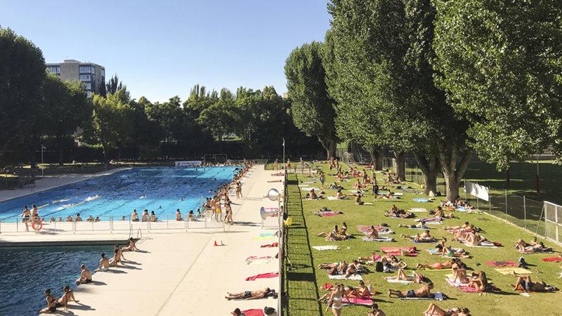 Bares cerca de piscinas de Madrid