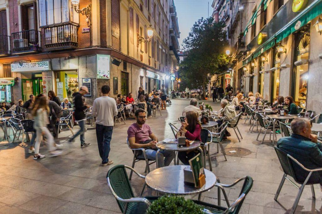 4 terrazas perfectas para el verano en Madrid