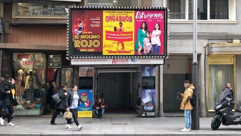 Ruta por los teatros independientes de Madrid