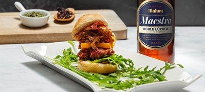 Mini hamburguesa - C/ Bretón de los Herreros, 35