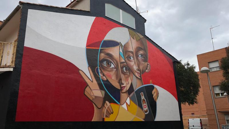 Lo mejor del arte urbano de Madrid