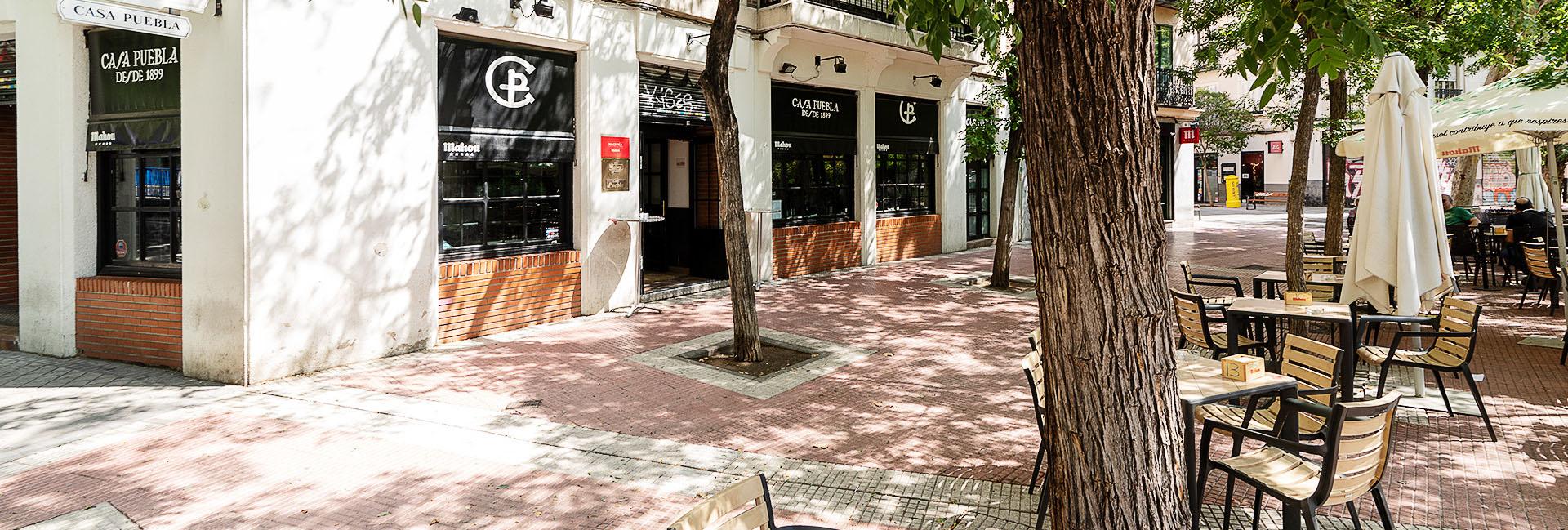 Casa Puebla Olavide