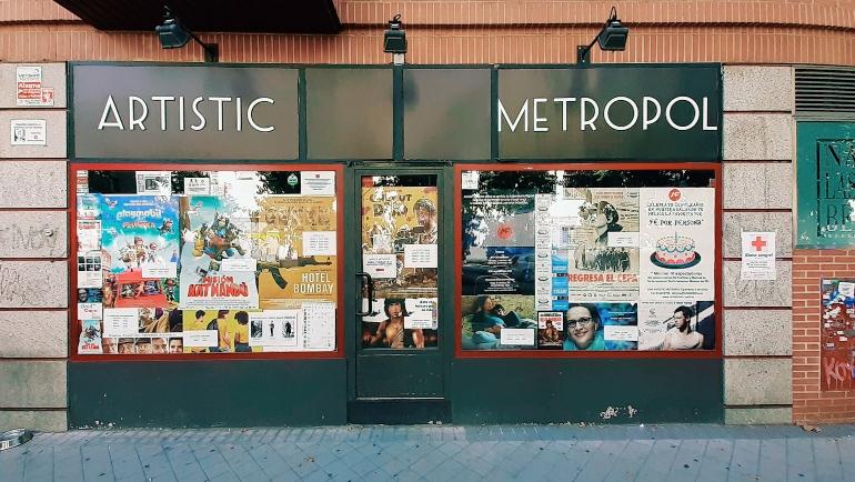 Las salas de cine alternativas de Madrid