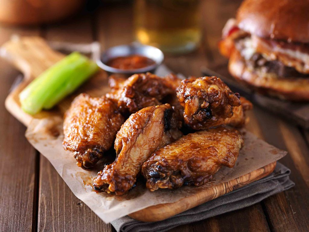 Ruta de alitas de pollo por Madrid