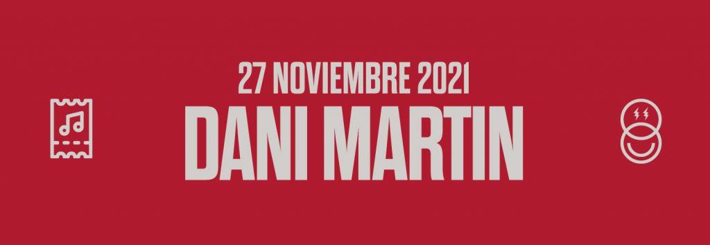 Concierto Dani Martín